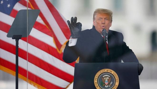 Trump senatoda aklandı