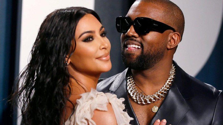 Kardashian boşanıyor