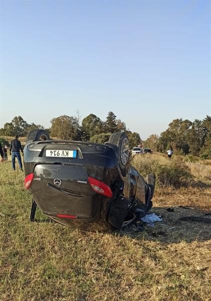 Geçitkale'de trafik kazası: 1 kişi hayatını kaybetti