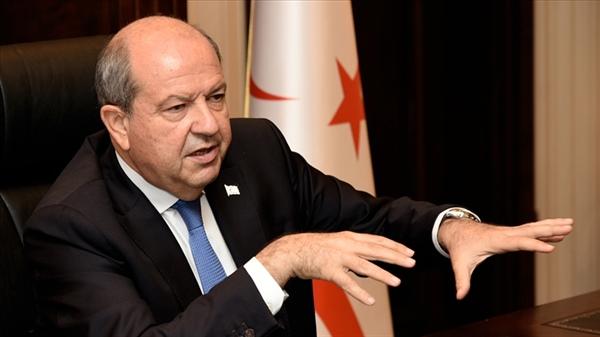 """""""Kıbrıs'ta bir devletimiz olduğunu tanımalılar"""""""