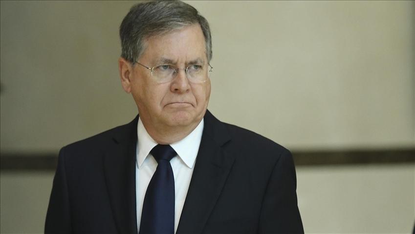 ABD Büyükelçisi Dışişleri'ne çağrıldı