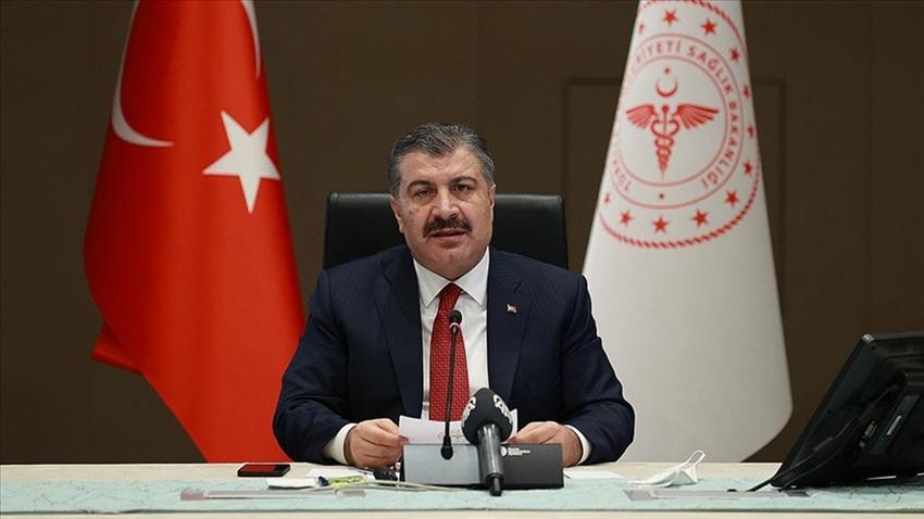 Türkiye'de aşı sırası 55 yaş üzerinde
