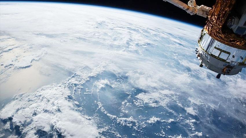ABD'nin casus uydusu uzayda