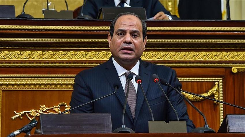 Mısır'dan Filistin devletine destek