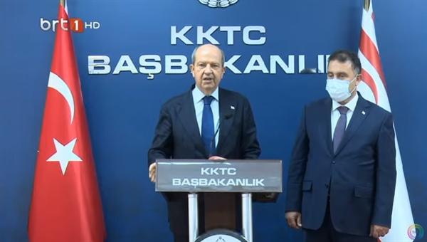 Cumhurbaşkanı Tatar, Erdoğan'la görüşecek