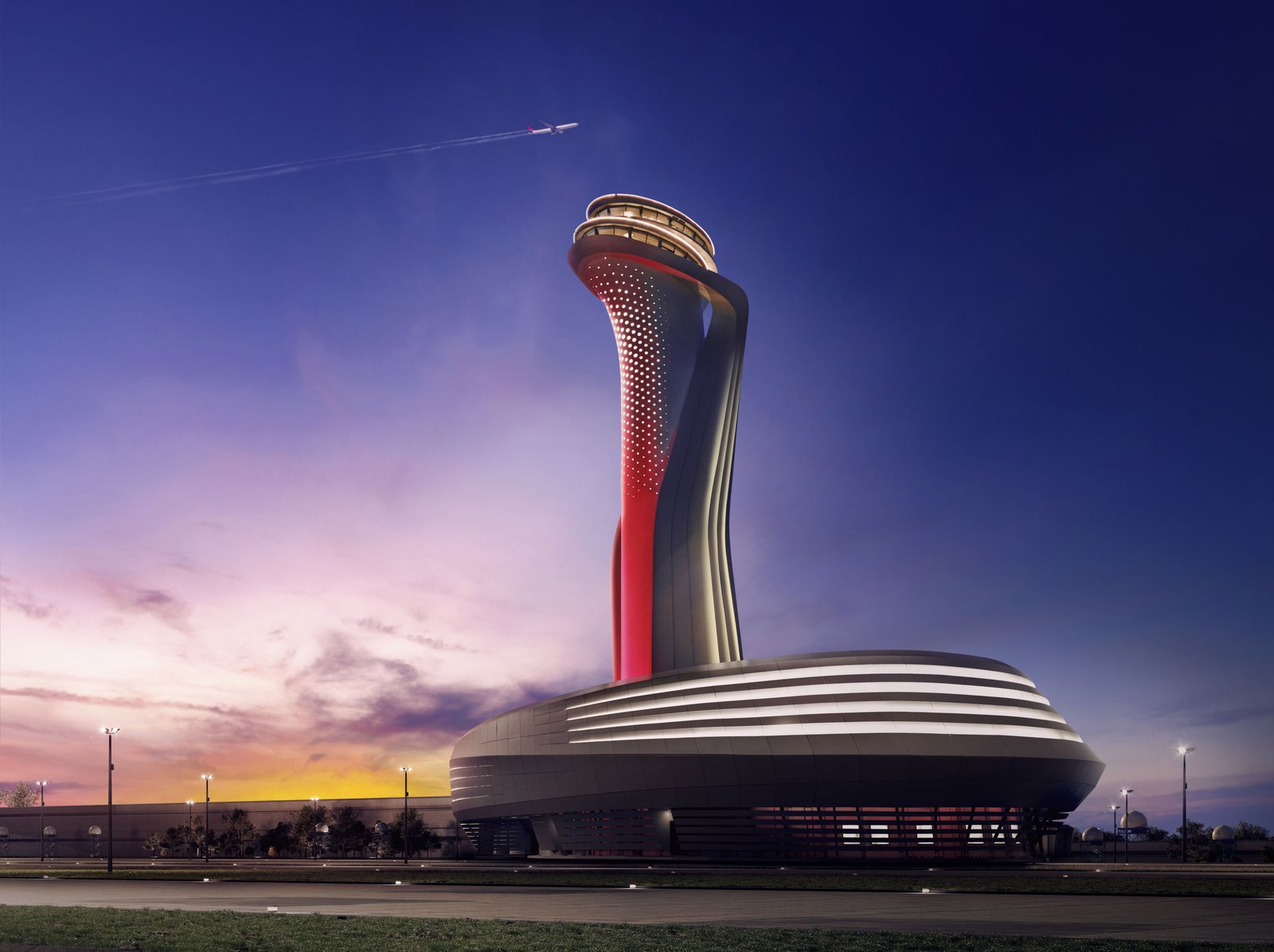 Avrupa'nın en çok sefer yapılan havalimanı…