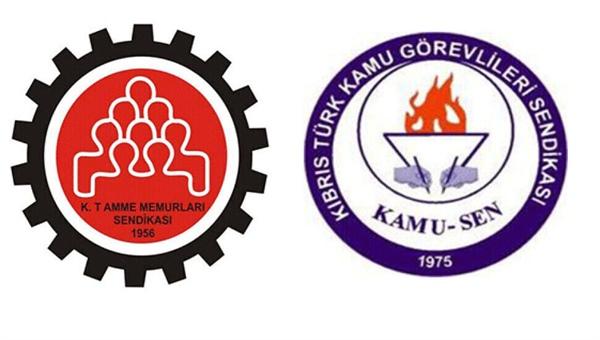 KTAMS ve Kamu-Sen'den ortak grev