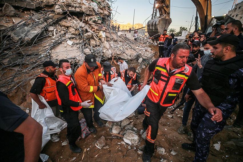 İsrail, saldırılarını sürdürüyor!