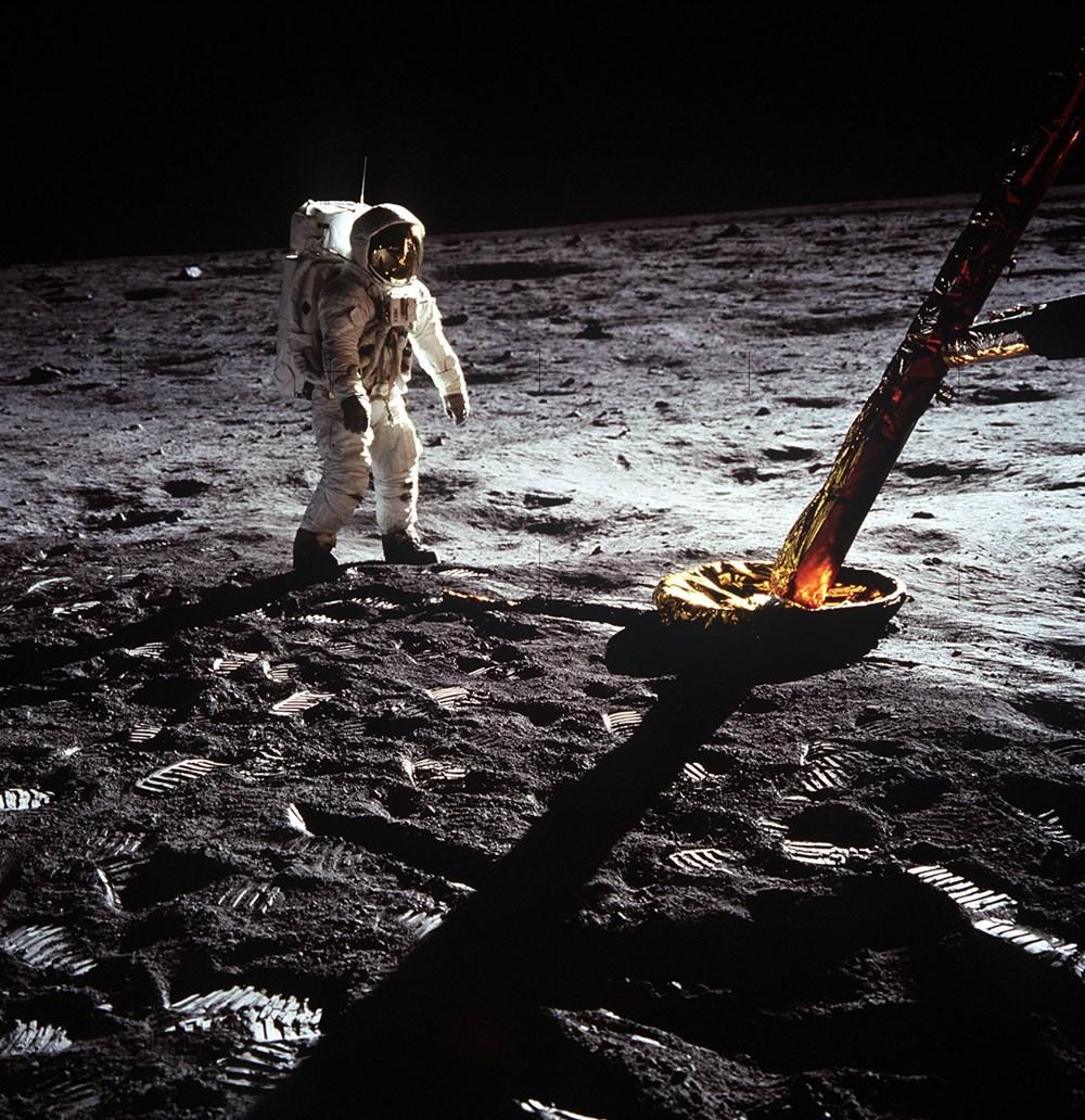 Ay'da bugüne kadar kaç kişi yürüdü?