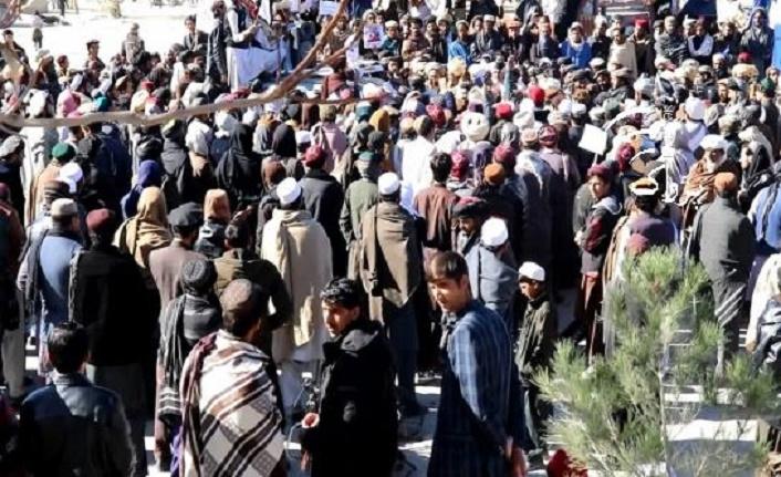 Afganistan'da protestolar devam ediyor
