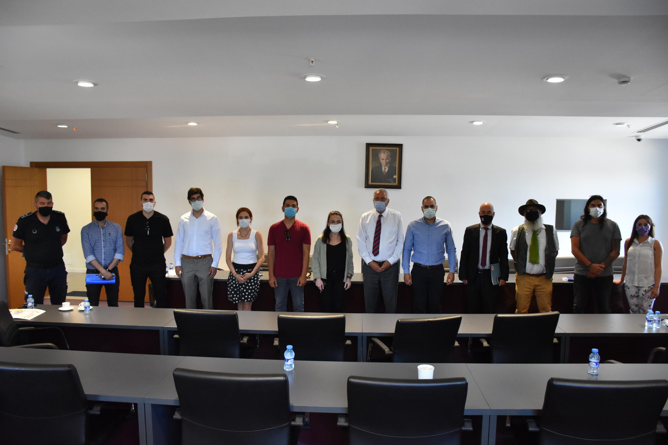 Girne Belediyesi'nden Gençlik Platformu Projesi
