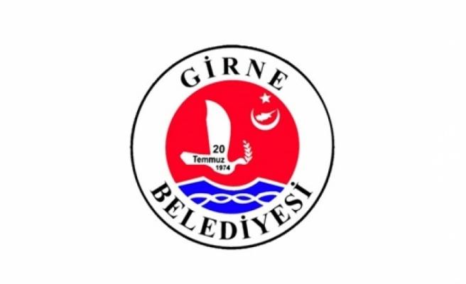 Girne Belediyesi'nden bayram tedbirleri