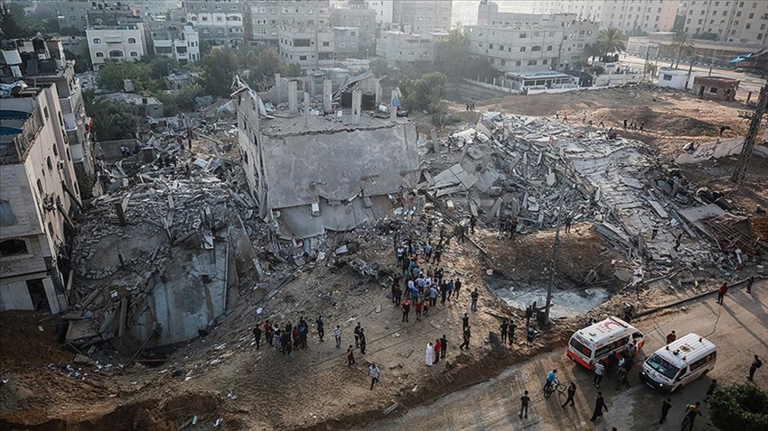 145 Filistinli hayatını kaybetti