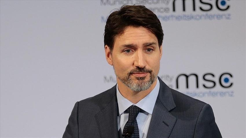 """Trudeau'ya çağrı """"İsrail'e silah satışını durdur"""""""