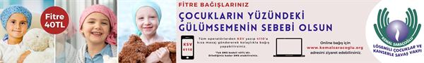 Kemal Saraçoğlu Vakfı Fitre ve zekat bağışlarınızı bekliyor