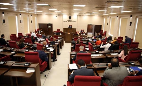 Meclis'te olağanüstü oturum