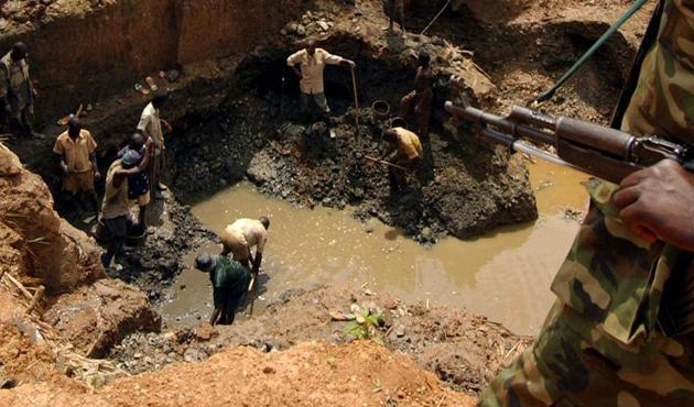 Kongo'da madene saldırı: 9 ölü