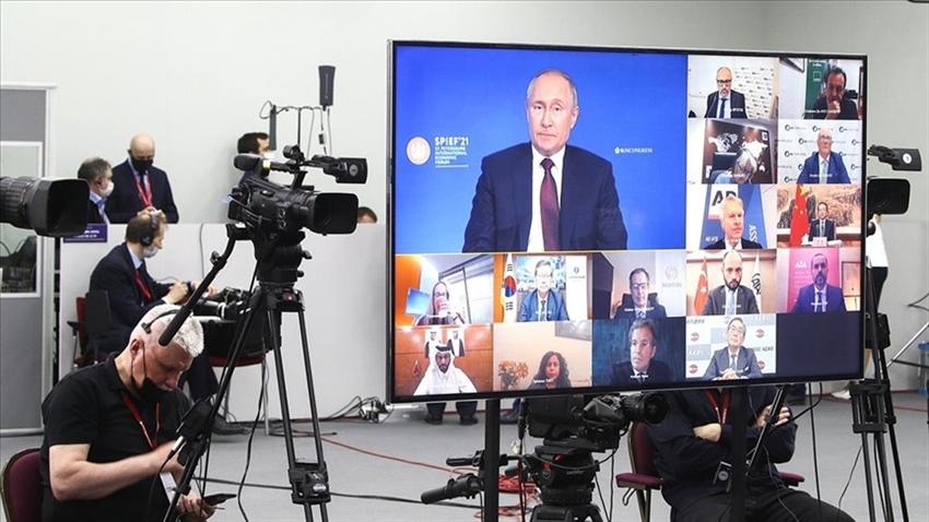 Putin'den MI6 Başkanı'na tepki
