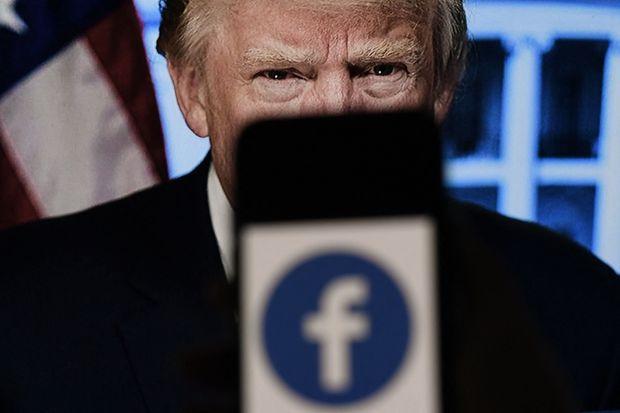 Trump'ın hesabı 2023'e kadar kapalı olacak