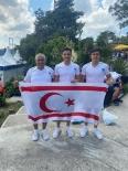 Tatar'dan sporculara kutlama