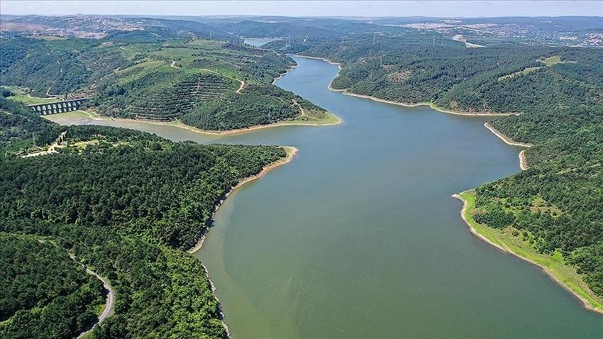 Barajlardaki su seviyesi düştü