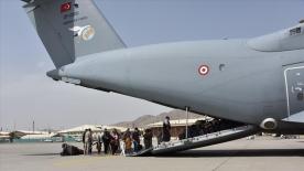 Türkiye, uçan kale ile tahliye etti
