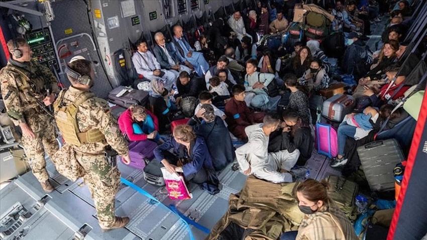Almanya, Afganistan tahliyesini sonlandırıyor