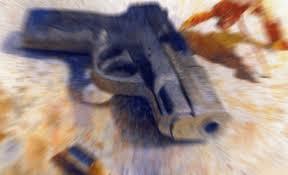 Lefkoşa'da bir evde silah ve uyuşturucu bulundu
