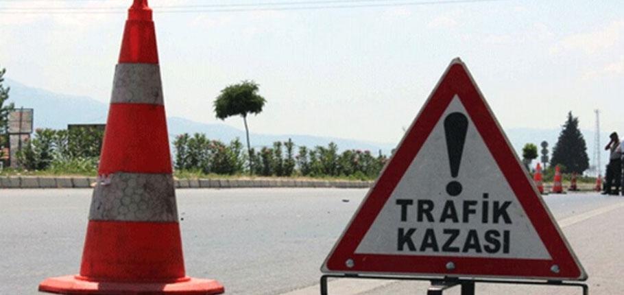 Gazimağusa'da kaza!