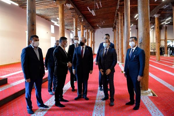 Tatar, Eskişehir temaslarını sürdürüyor