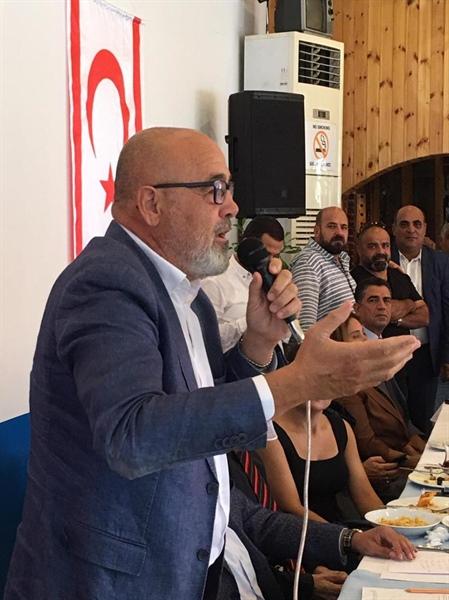 """Yönlüer """"Zaroğlu hükümete destek vermeyecek"""""""