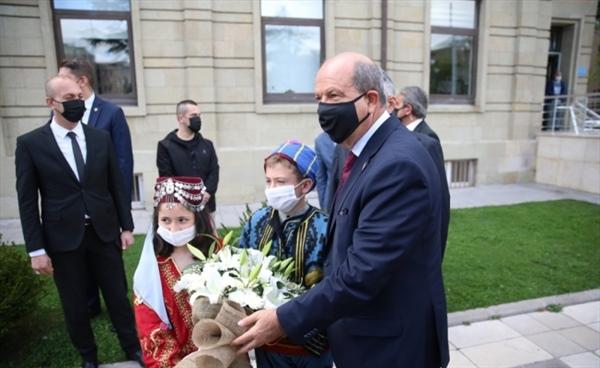 Tatar, Eskişehir'de gitti