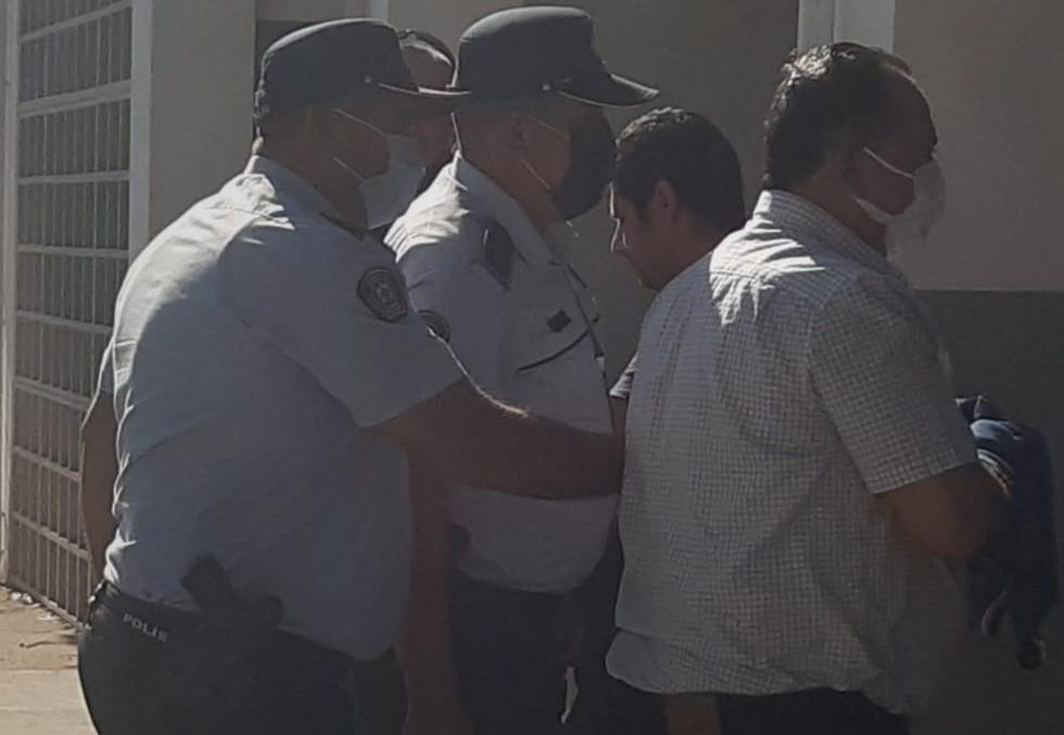 Video olayı zanlıları hakkında 8'er gün ek tutukluluk kararı verildi